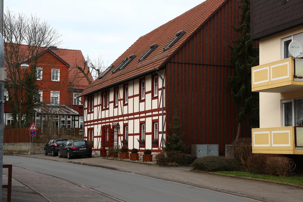Bunsenstraße